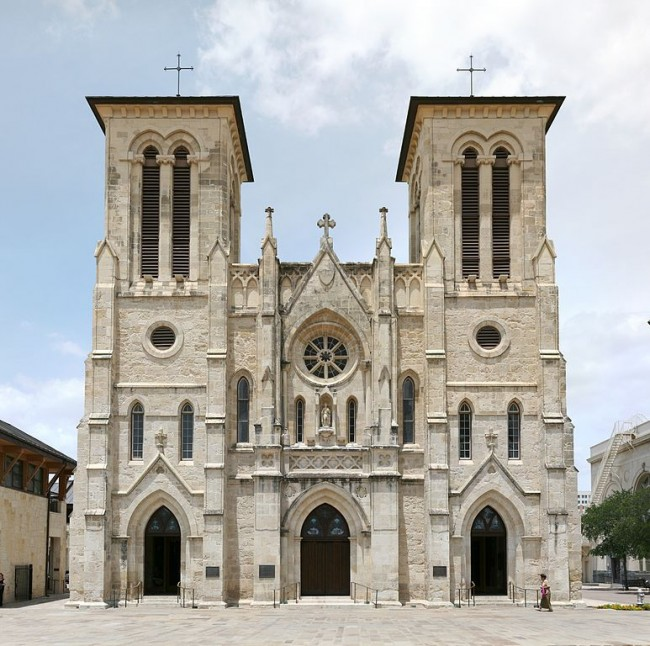 San Fernando Cathedral | © Daniel Schwen/WikiCommons