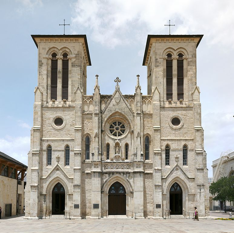 Most Beautiful Churches And Cathedrals In Texas