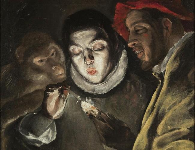 Fábula by El Greco   © DIRECTMEDIA Publishing