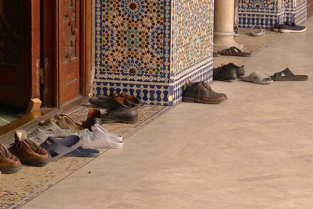 Grande Mosquée de Paris|© Sandrine Magrin/Flickr