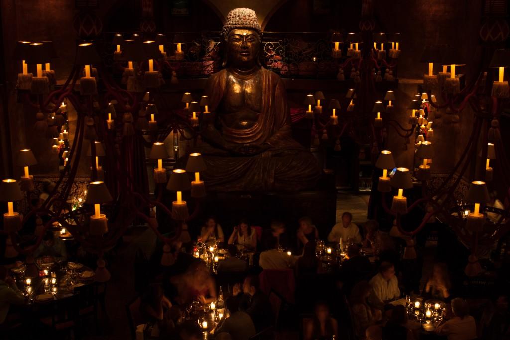 Inside the Buddha Bar| ©Jimmy Baikovicius/Flickr