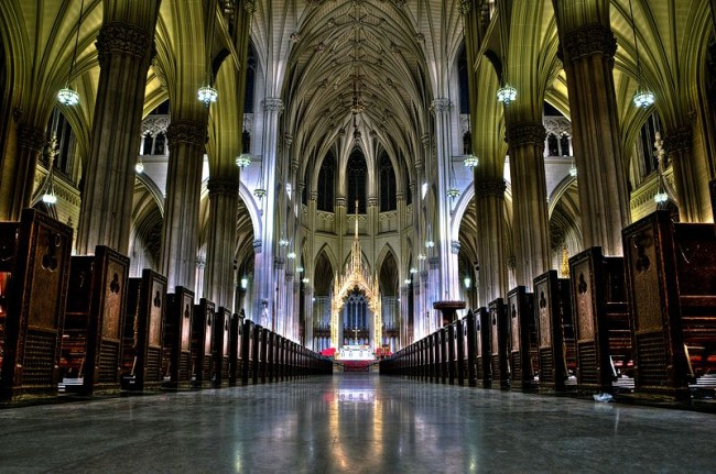 St. Patrick's Cathedral (New York) 1 | © Steve Kelley/Flickr