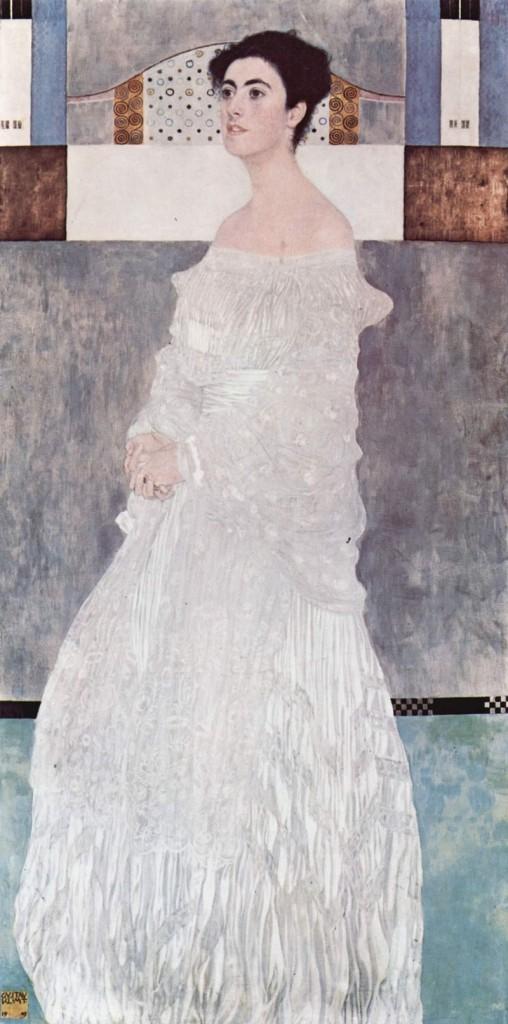 Margaret Stonborough-Wittgenstein © Gustav Klimt / WikiCommons