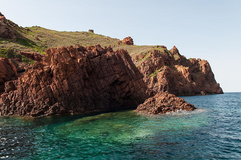 Scandola Nature Reserve | © Michal Osmenda/WikiCommons