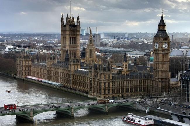 Westminster | © Dcastor / WikiCommons