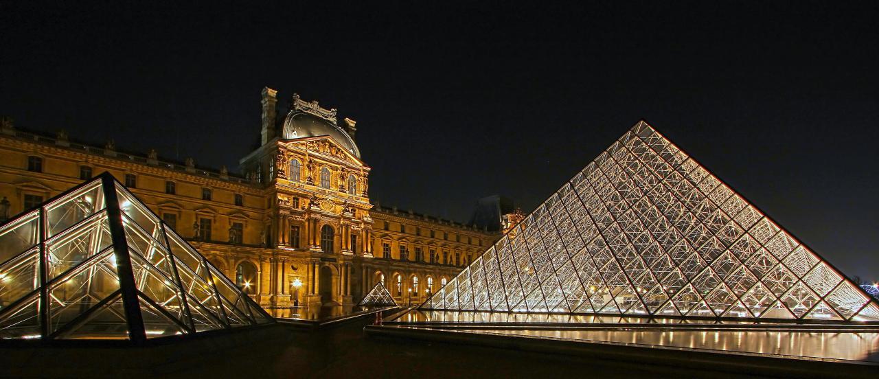 Louvre Hotel Paris France