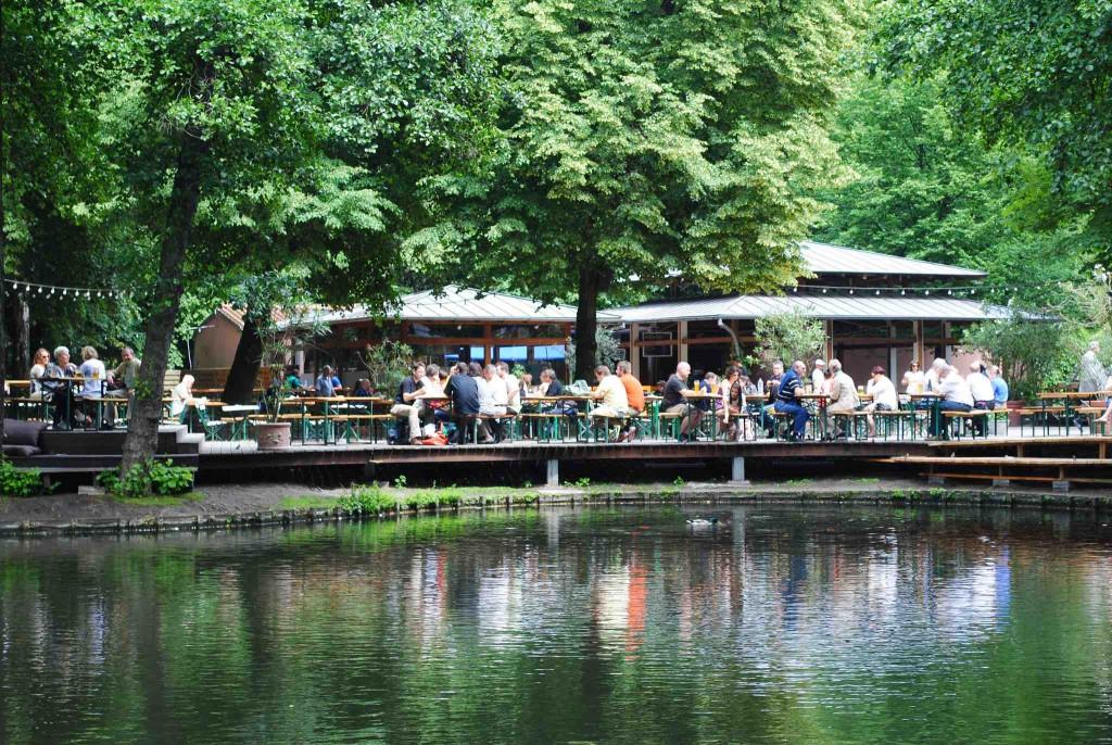 Cafe am neuen see | © Oh-Berlin.com / Flickr