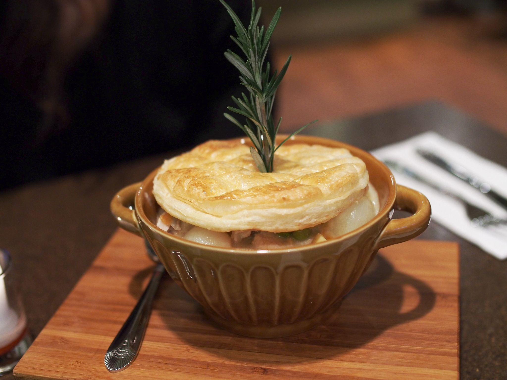 Chicken Pot Pie | © Chun Yip So/Flickr