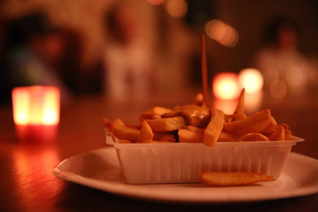 Some state that Belgian and French fries isn't the same thing © Alexandre Dulaunoy / Flickr