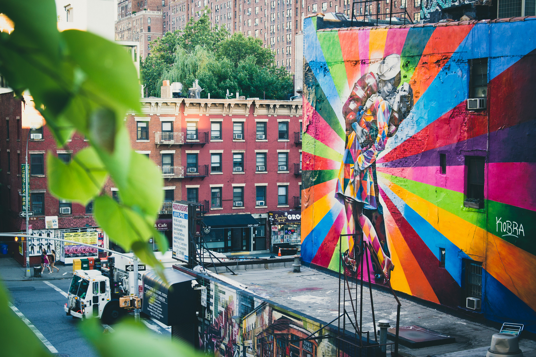 The best restaurants in chelsea new york for Cool stuff to do in nyc