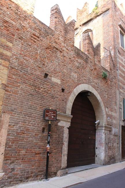 Casa di Romeo, Verona | © Andy Hay/Flickr