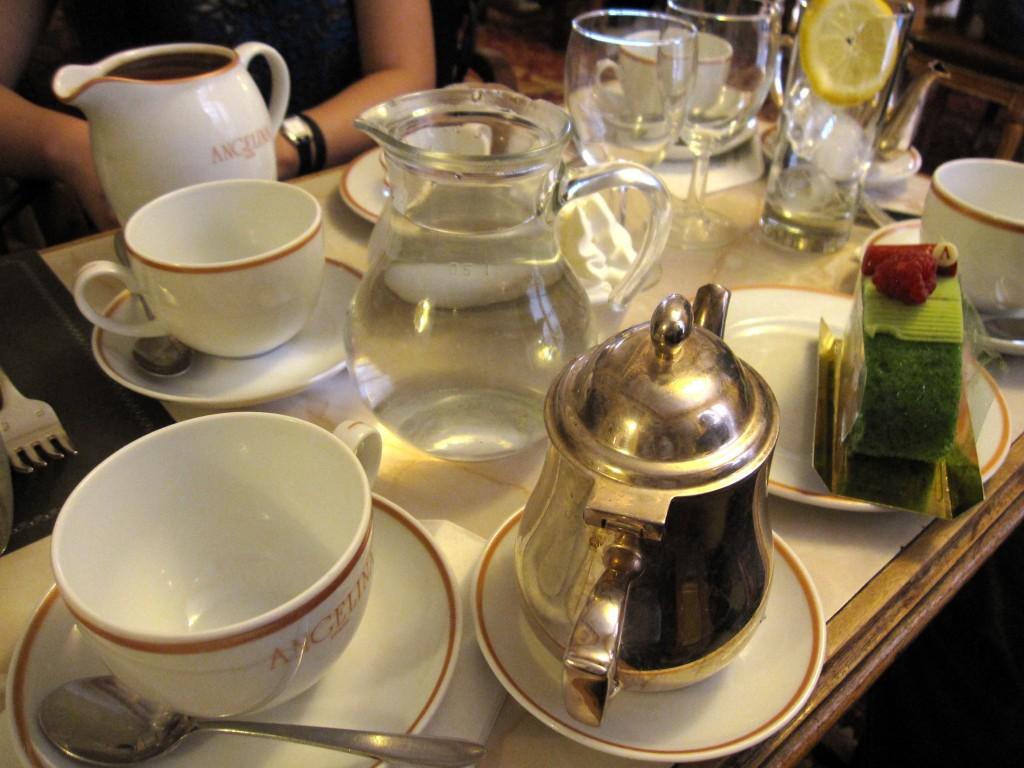 Angelina Café, Paris|© WikiCommons