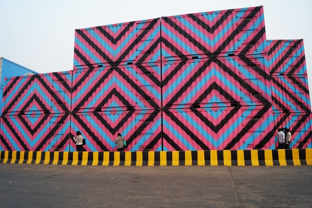 Original Aboriginal |Street Art|© Ankita Siddiqui