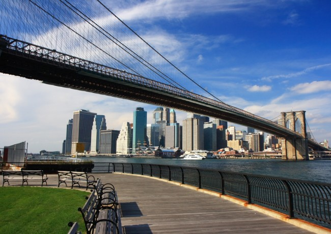 Brooklyn Bridge Park| © Paul Stein/flickr