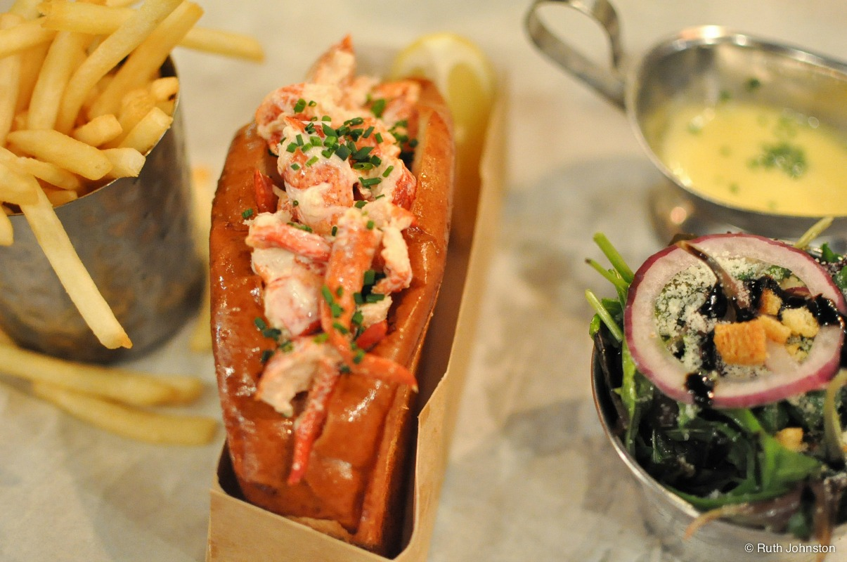 Burger and Lobster - Harvey Nichols