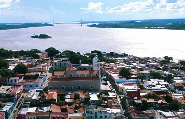 Ciudad bolivar | © Venecon/WikiCommons