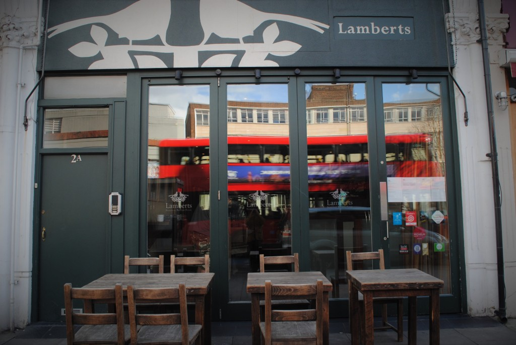 Lamberts| © Alyssa Erspamer