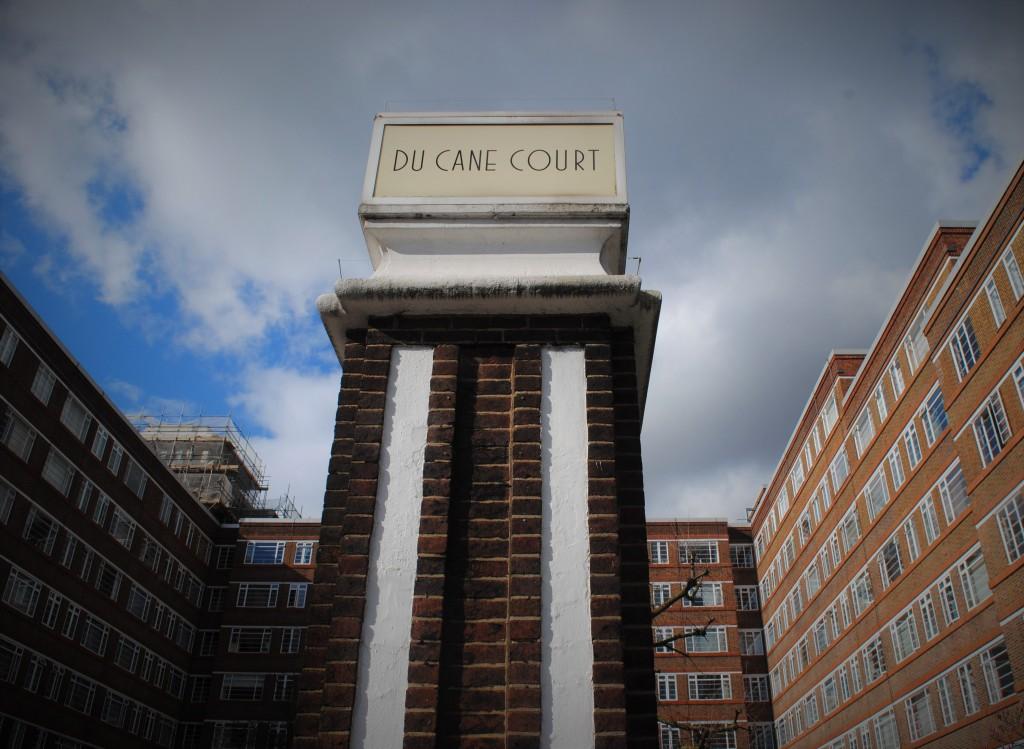 Du Cane Court| © Alyssa Erspamer