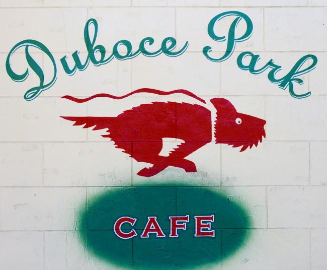 Duboce Park Cafe © Michael Dunn/Flickr