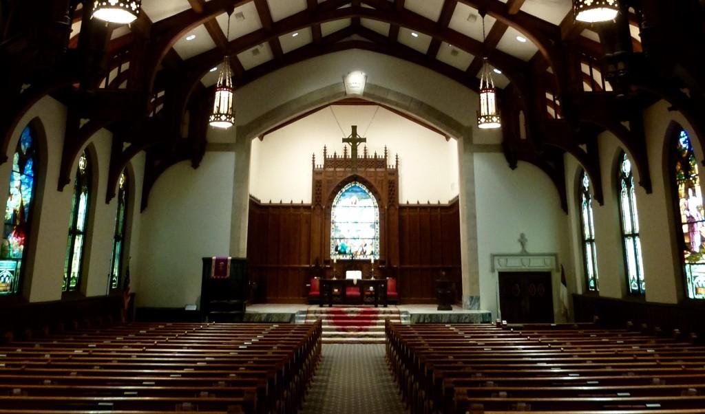 First Presbyterian Church | © Bond West