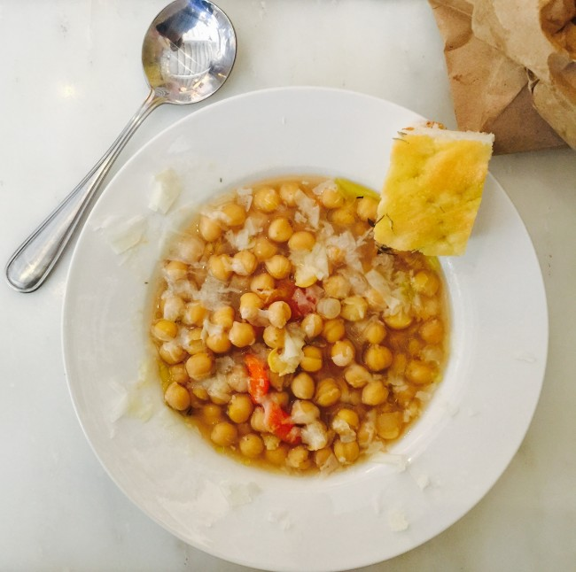 Garbanzo Soup | © The Culture Trip Toronto
