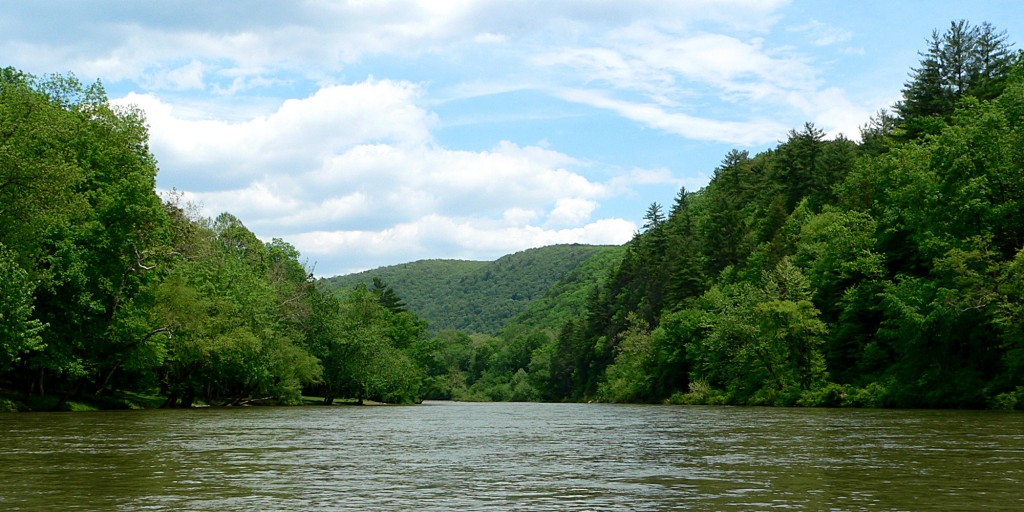 View along the Greenbrier River Trail, © Ken Thomas /commonswiki