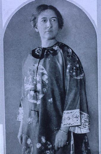 Harriet Monroe   © Public Domain/WikiCommons