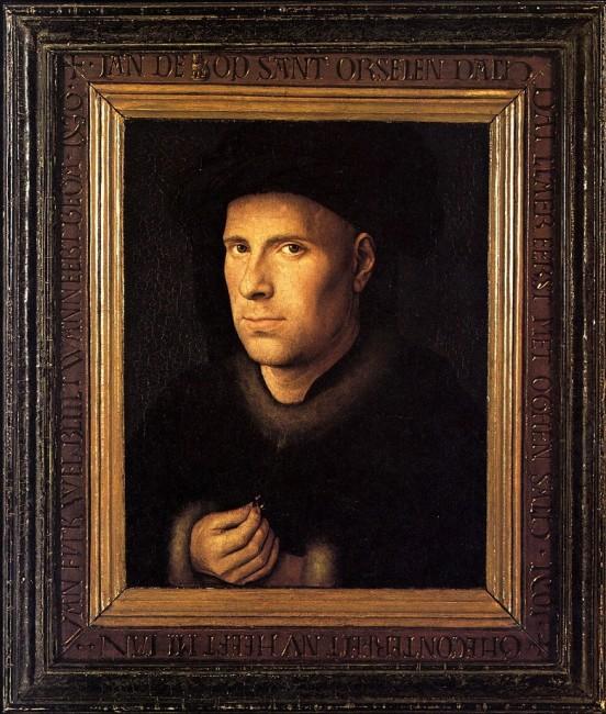 (c) Jan van Eyck via Wikimedia Commons