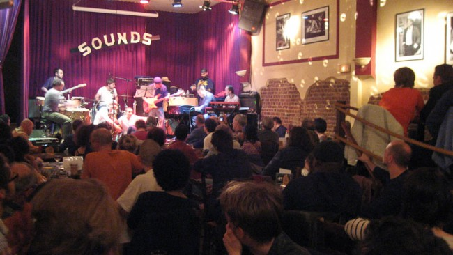 Live music at Sounds Jazz Club| Courtesy of Sounds Jazz Club