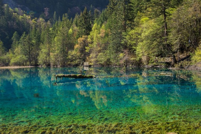 10 Beautiful National Parks In China