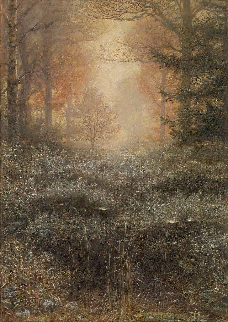 John Everett Millais, Dew-Drenched Furze, 1889-1890 | © Tate Britain/WikiCommons