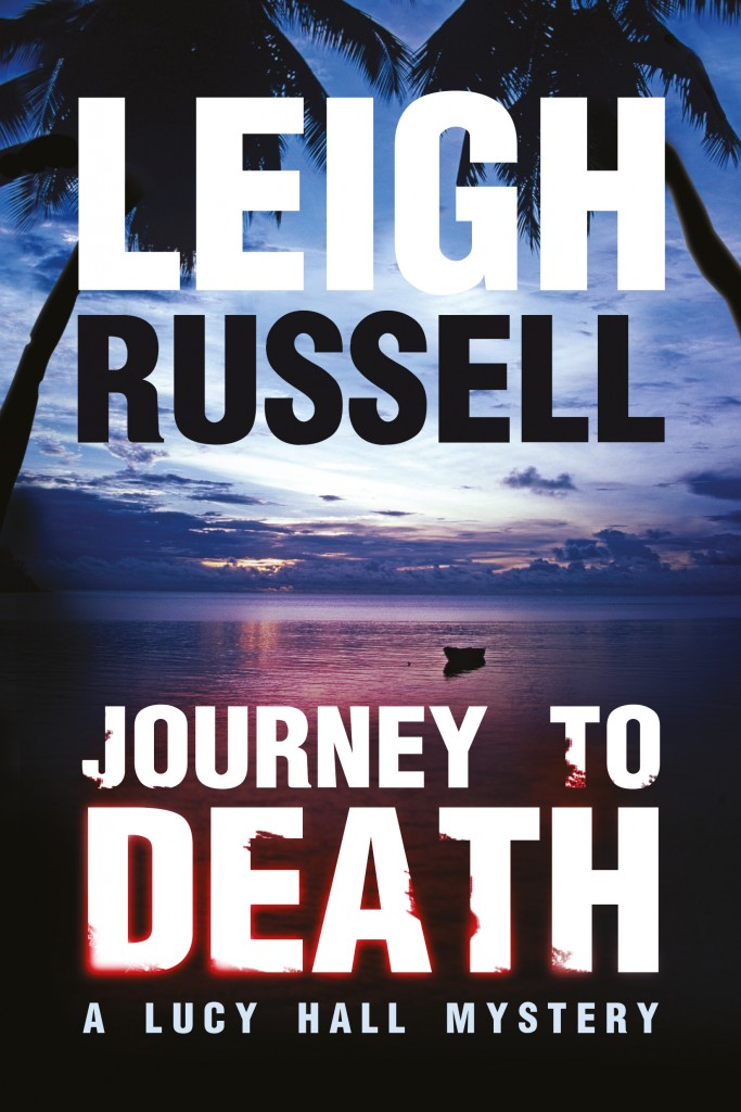 Journey to Death by Leigh Russell | © Thomas & Mercer