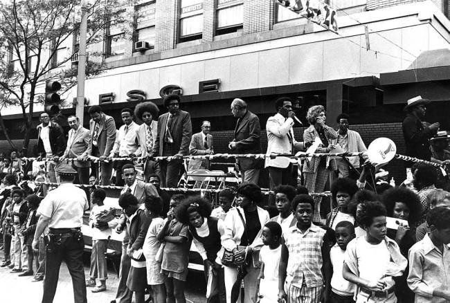 Englewood, Chicago 1974   © Richard C. Drew/Wikicommons
