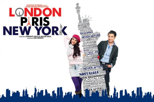 London Paris New York | Image courtesy of Fox Star Studios