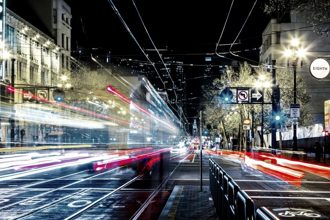 Market Street, San Francisco © David D'Amico/Flickr
