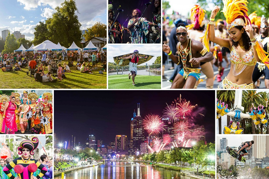 All images courtesy of Moomba Festival