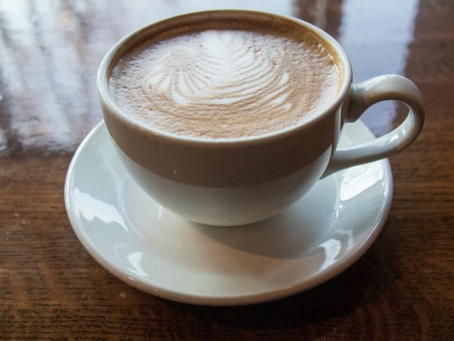 Morning Latte| © Edsel Little/flickr