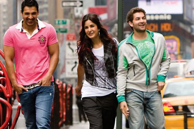 New York | Image courtesy of Yash Raj Films