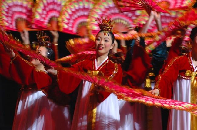 Korean Dancers | Staff Sgt. Sadie Bleistein, USAG-Yongsan (public domain)
