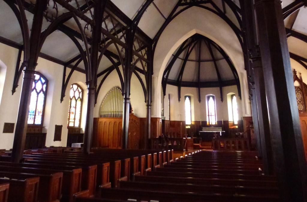 St. Mark's Episcopal Church | © Bond West