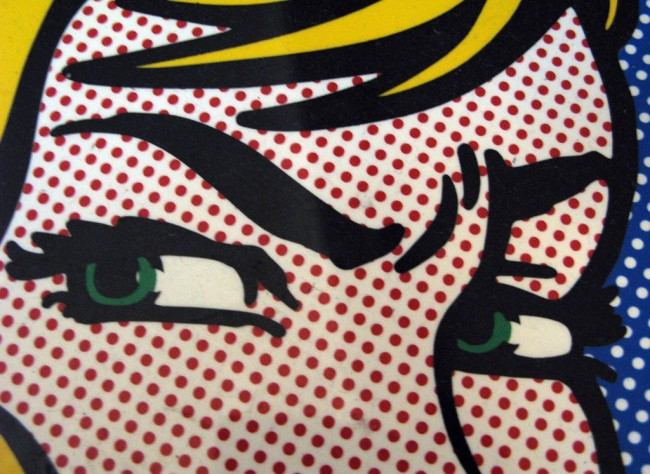 Pop art detail | © Ruth Hartnup/Flickr