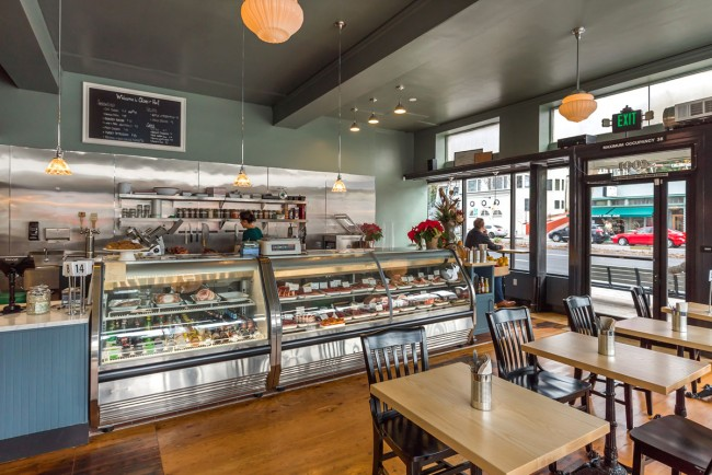 Restaurant and Butcher Shop | Courtesy of Clove and Hoof