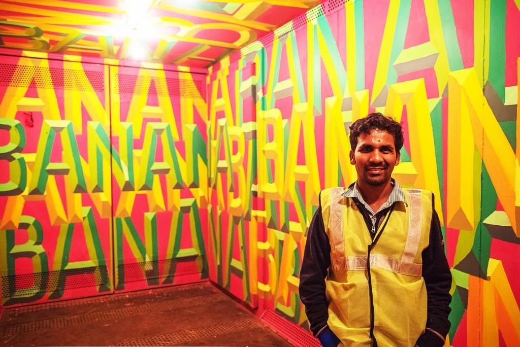 Painter Shabbu|© Naman Saraiya