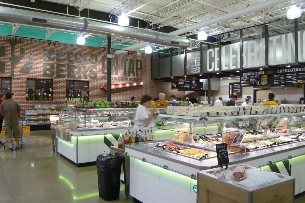 Whole Foods © Jane023/Wikipedia