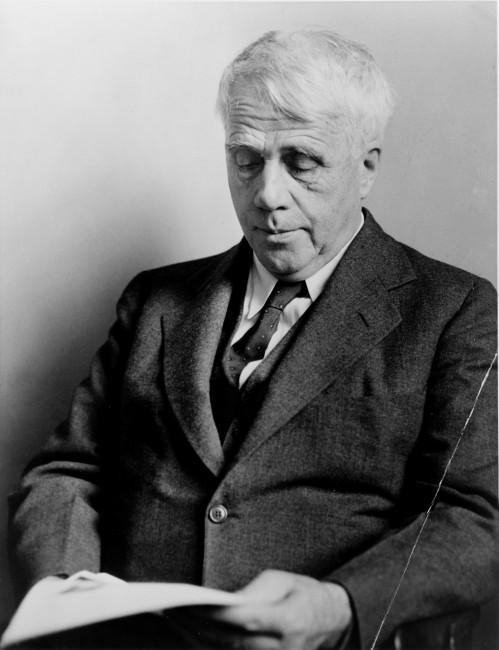 Robert Frost © Fred Palumbo/Wikimedia