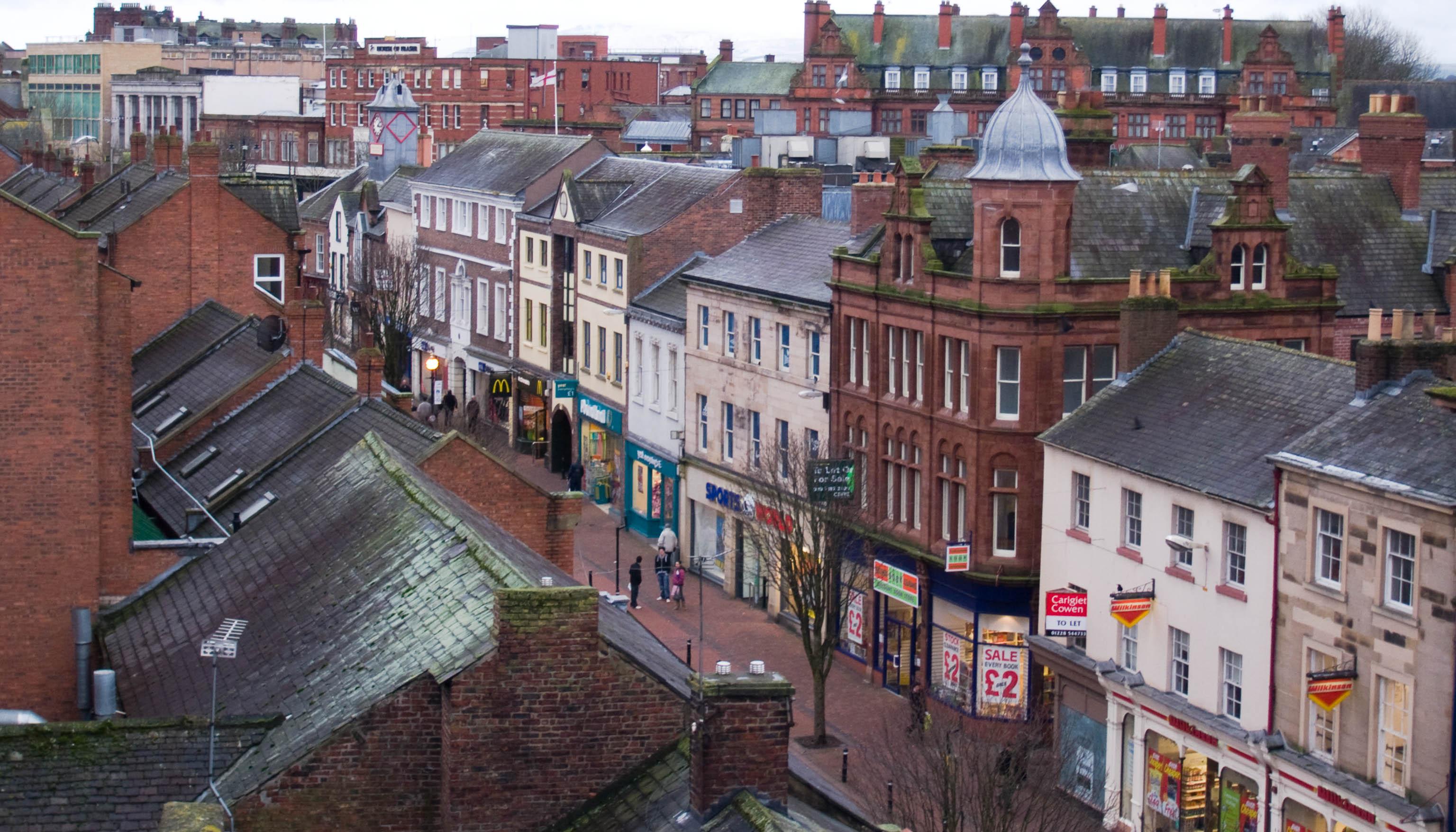 Top Restaurants In Carlisle