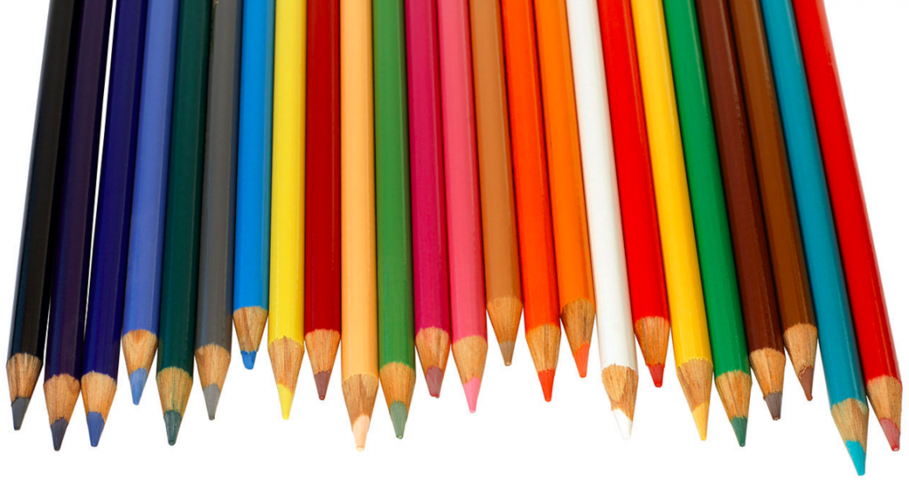 A variety of colored pencils | © Evan-Amos/WikiCommons