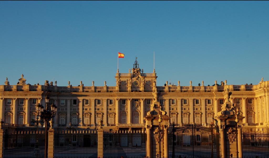 Palacio Real | © Laura Kauffmann