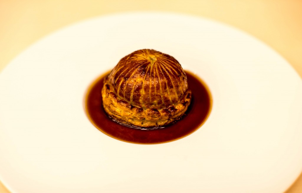 Snail Pithivier | © Claire Menary