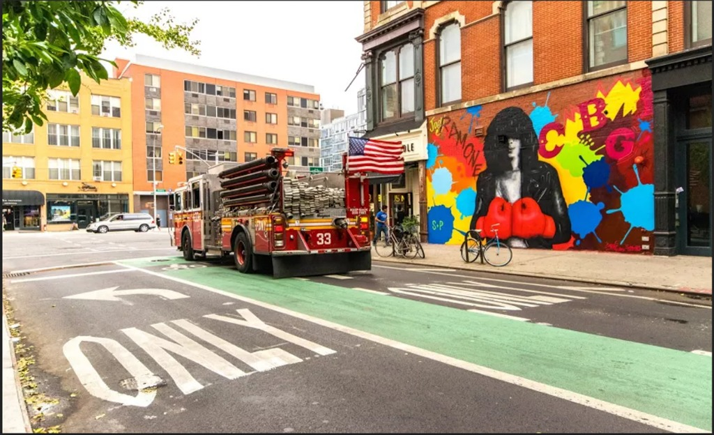 7 must see murals in new york city for Must see attractions in new york city